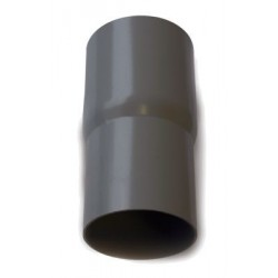 Rørmuffe Graf.   75 MM