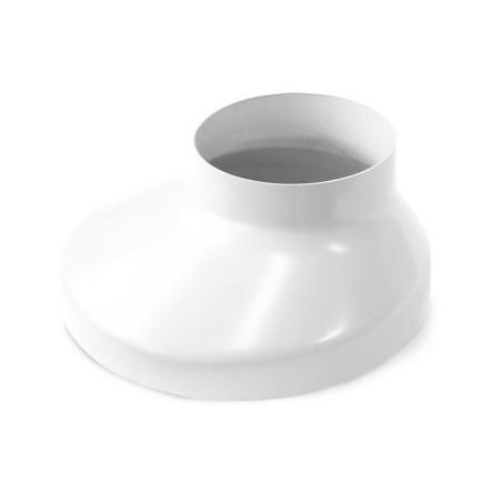 Brøndkrave Hvid    90 MM