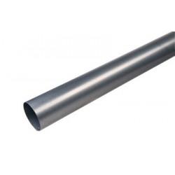 Plastmo Stål Plus nedløbsrør 75mm 3m