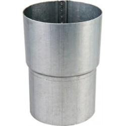 Plastmo Stål Plus rørsamlemuffe 90mm